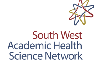 south wesr academic health network logo