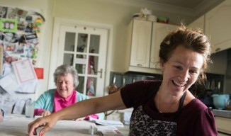 A home from home: the big idea that is transforming social care image.