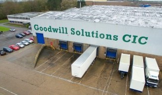 Goodwill Solutions named as one of the fastest growing businesses in Europe image.