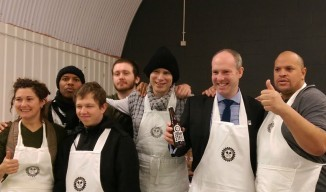 Lewisham microbrewery serves up cool jobs for people with learning disabilities image.