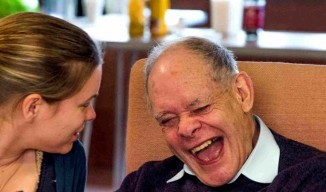 Social entrepreneur giving people living with dementia the respect they deserve image.