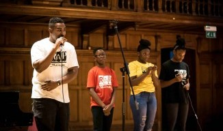 Black History Month: getting youth well-versed with mental health image.